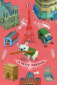 Le Petit Parisien by Aaron Meshon