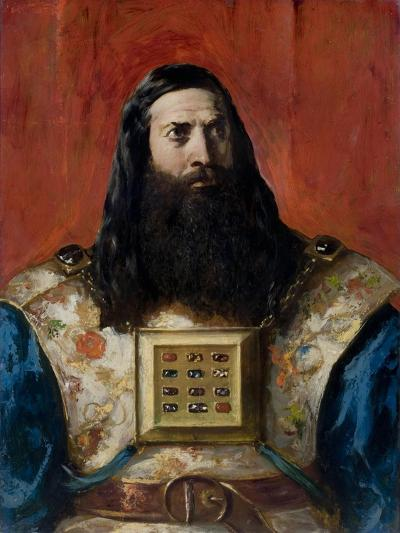 Aaron the High Priest-William Etty-Giclee Print