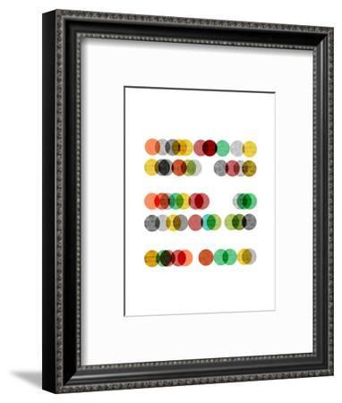 Abacus-Francesca Iannaccone-Framed Premium Giclee Print