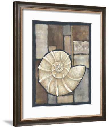 Abalone I-Chariklia Zarris-Framed Art Print