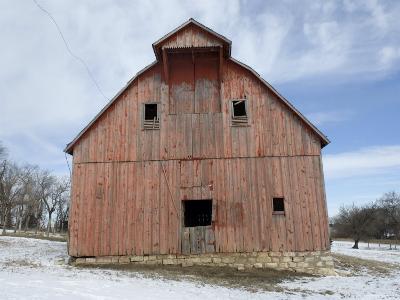 Abandoned Farm near Otoe, Nebraska-Joel Sartore-Photographic Print