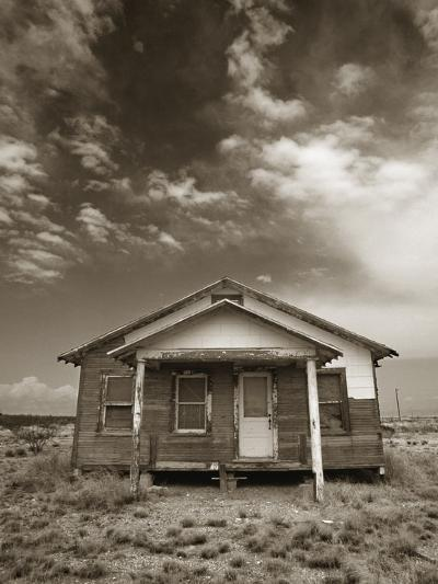 Abandoned House-Aaron Horowitz-Photographic Print
