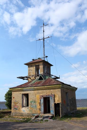 Abandoned Lighthouse-mrivserg-Photographic Print
