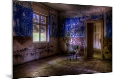 Abandoned Room Interior-Nathan Wright-Mounted Photographic Print