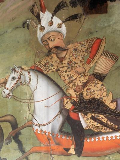 Abbas I the Great (1571-1629). Shah of the Safavid Dynasty--Giclee Print