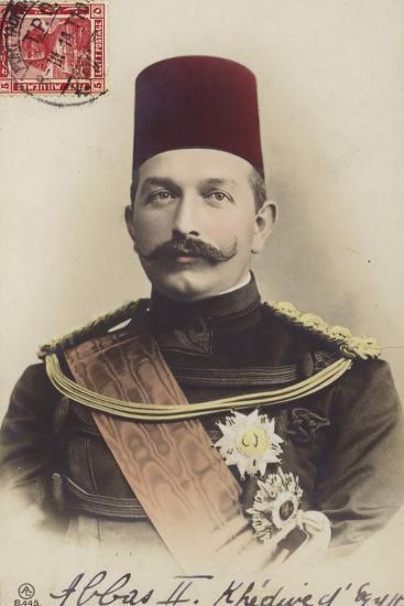 Abbas II--Photographic Print