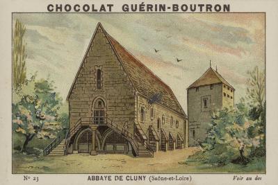 Abbaye De Cluny, Saone-Et-Loire--Giclee Print