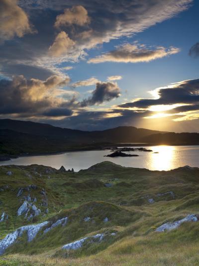 Abbey Island, Derrynane, Iveragh Peninsula, Ring of Kerry, Co, Kerry, Ireland-Doug Pearson-Photographic Print