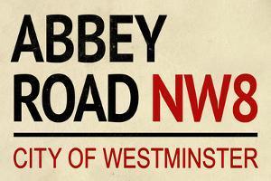 Abbey Road NW8 Street