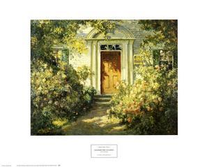 Grandmother's Doorway by Abbott Fuller Graves