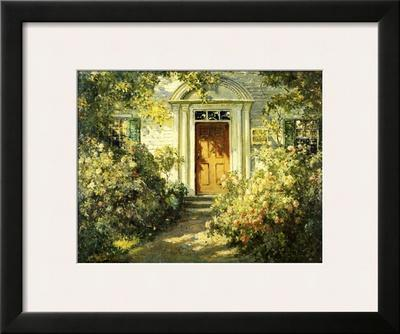 Grandmother's Doorway by Abbott Fuller Graves