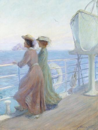 Heimfahrt (Nearing Home) by Abbott Fuller Graves