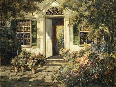 Peace and Sunshine by Abbott Fuller Graves