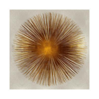 Bronze Sunburst I