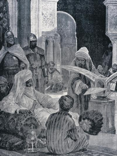 Abd-Er-Rahman III (889-961)--Giclee Print