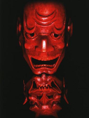 Red Devil Mask, Reflected