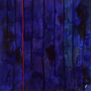 Midnight Panorama I by Abe Abe