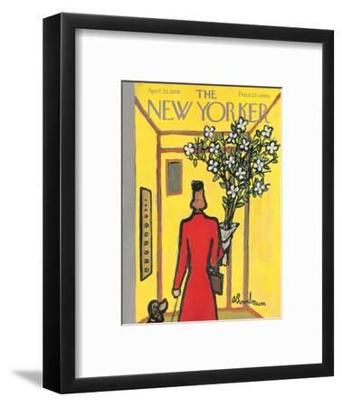 The New Yorker Cover - April 25, 1959