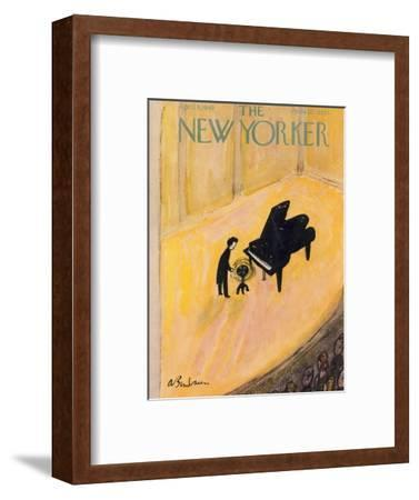 The New Yorker Cover - April 9, 1949
