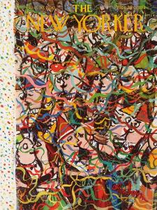 The New Yorker Cover - December 30, 1950 by Abe Birnbaum