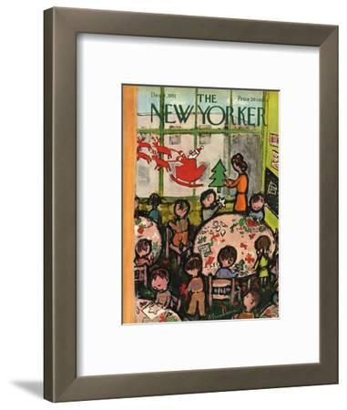The New Yorker Cover - December 8, 1951