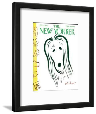 The New Yorker Cover - February 13, 1965