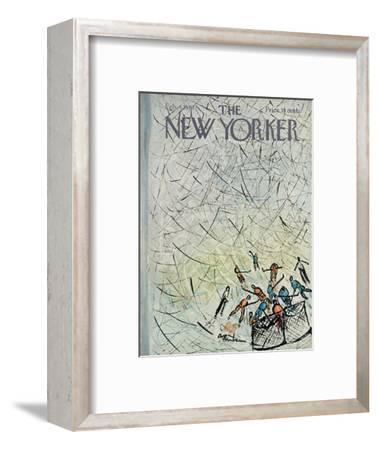The New Yorker Cover - February 4, 1967