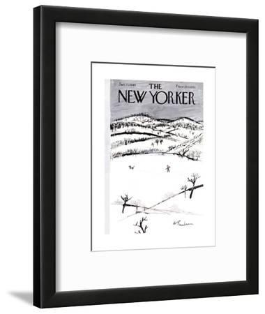 The New Yorker Cover - January 15, 1949