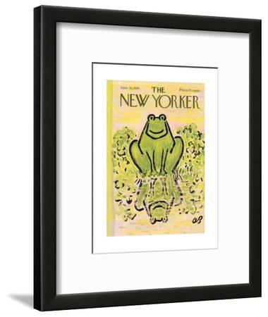 The New Yorker Cover - June 26, 1965