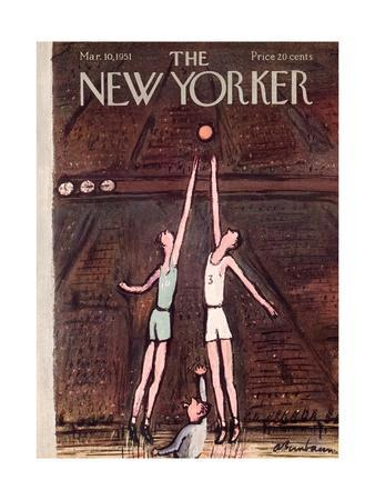 The New Yorker Cover - March 10, 1951