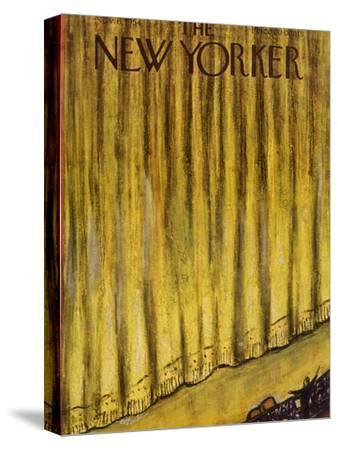 The New Yorker Cover - November 6, 1954