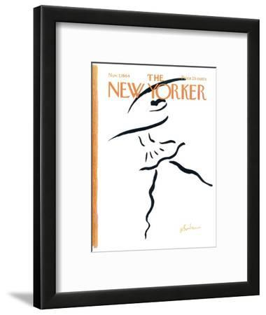 The New Yorker Cover - November 7, 1964