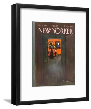 The New Yorker Cover - October 28, 1967