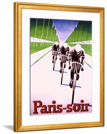Paris, Soir