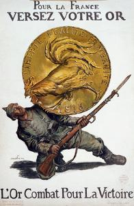 World War I: French Poster by Abel Faivre