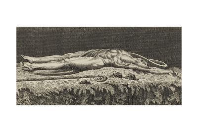 Abel, the First Victim Sacrificied to Envy-Henry Fuseli-Giclee Print