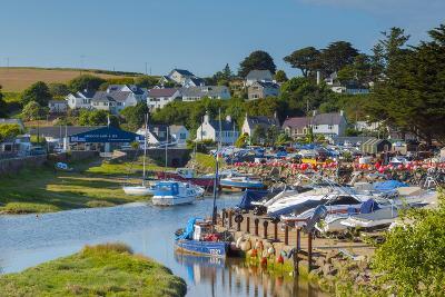 Abersoch, Llyn Peninsula, Gwynedd, Wales, United Kingdom, Europe-Alan Copson-Photographic Print
