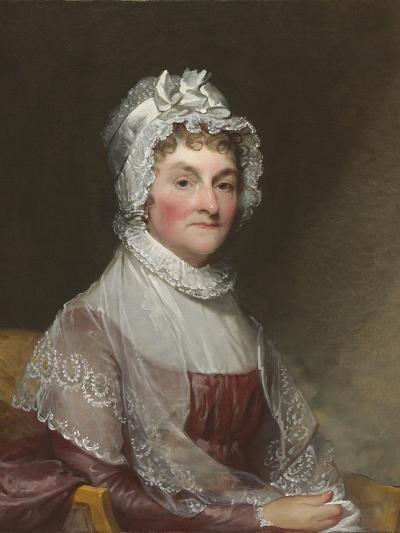 Abigail Smith Adams (Mrs. John Adams), 1800-15-Gilbert Stuart-Giclee Print