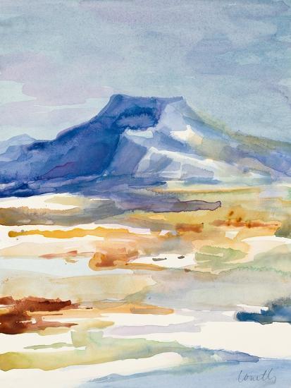 Abiquiu Butte-Lanie Loreth-Art Print