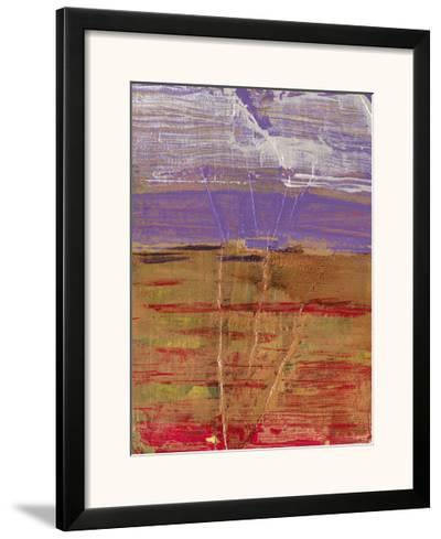 Ablaze II-Elizabeth Jardine-Framed Art Print