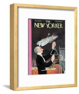 The New Yorker Cover - November 18, 1933 by Abner Dean