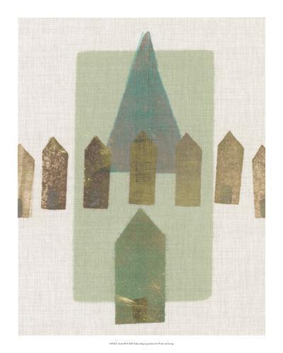 Abode III-Nikki Galapon-Giclee Print