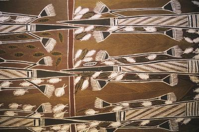 Aboriginal Design--Giclee Print