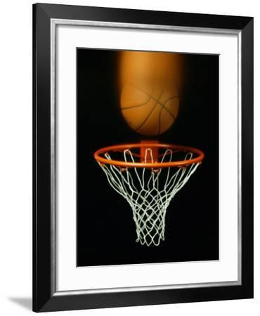 About to Score--Framed Photographic Print