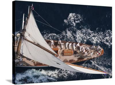 Above Moonbeam-Marc Pelissier-Stretched Canvas Print