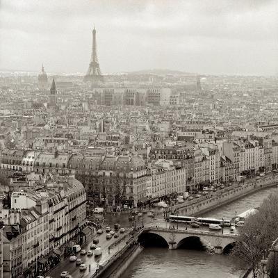 Above Paris #25-Alan Blaustein-Photographic Print