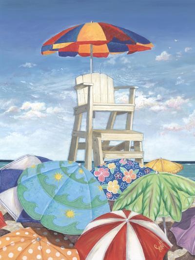Above the Crowd-Scott Westmoreland-Art Print