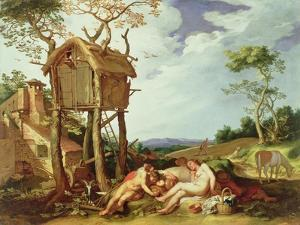 The Parable of the Wheat and the Tares, 1624 by Abraham Bloemaert
