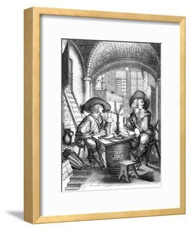 Le Tabac, 17th Century