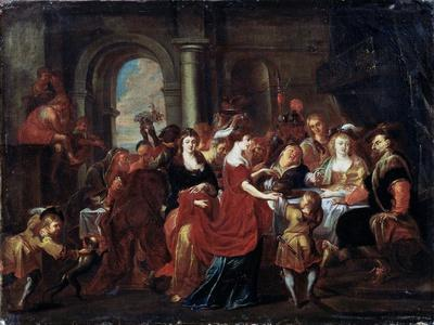 The Feast of Herod, 17th Century
